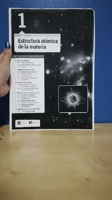 Imagen producto Fotocopias libro química 2ºBach edebé 2