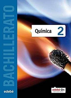 Imagen producto Fotocopias libro química 2ºBach edebé 1