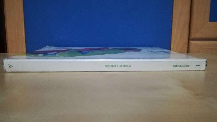 Imagen producto Libro 1ºBach biología anaya 3
