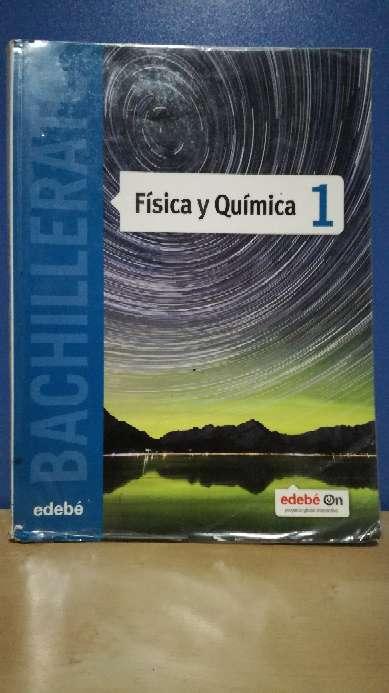 Imagen producto Libro 1ºBach física y química edebé 1