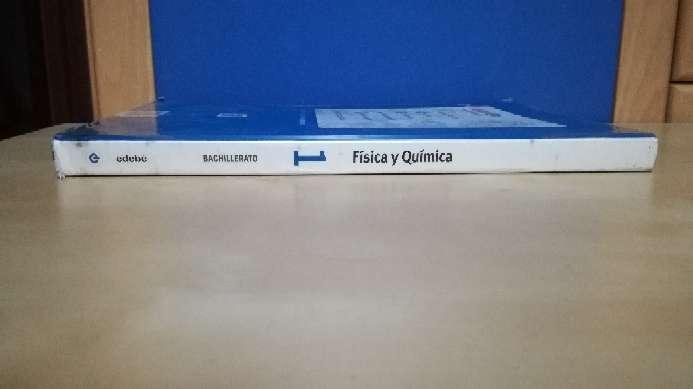 Imagen producto Libro 1ºBach física y química edebé 3