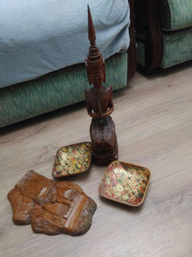 Imagen Objetos de madera
