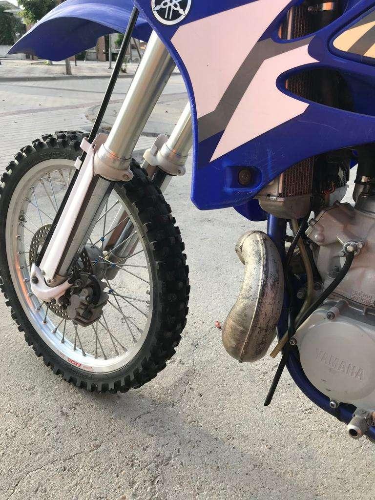 Imagen producto Yamaha YZ 250 CC  5