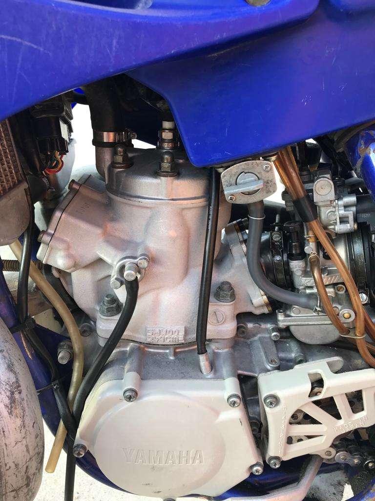 Imagen producto Yamaha YZ 250 CC  4