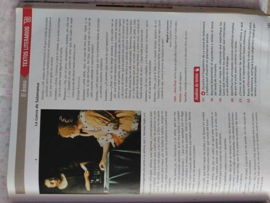 Imagen producto Vendo libro lengua castellana y literatura 1° bachillerato 4