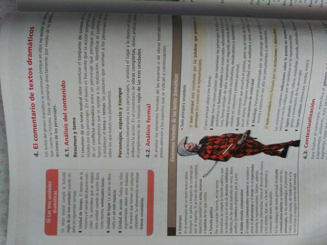 Imagen producto Vendo libro lengua castellana y literatura 1° bachillerato 3