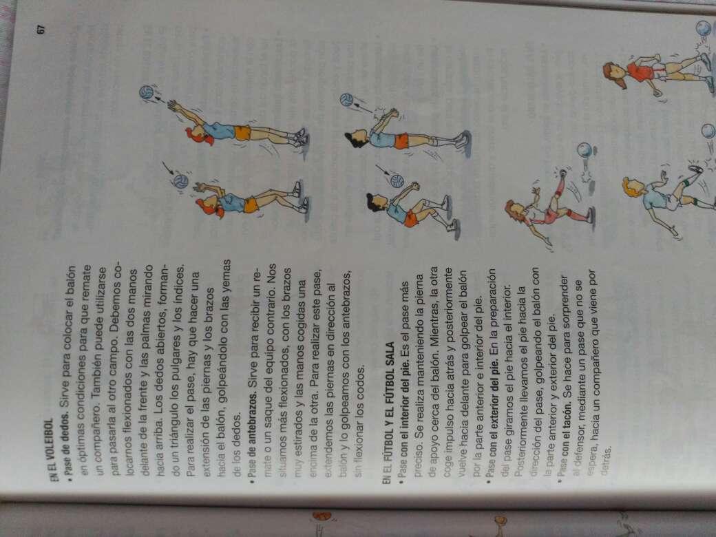 Imagen producto Vendo libro educación física 1°bachillerato 4