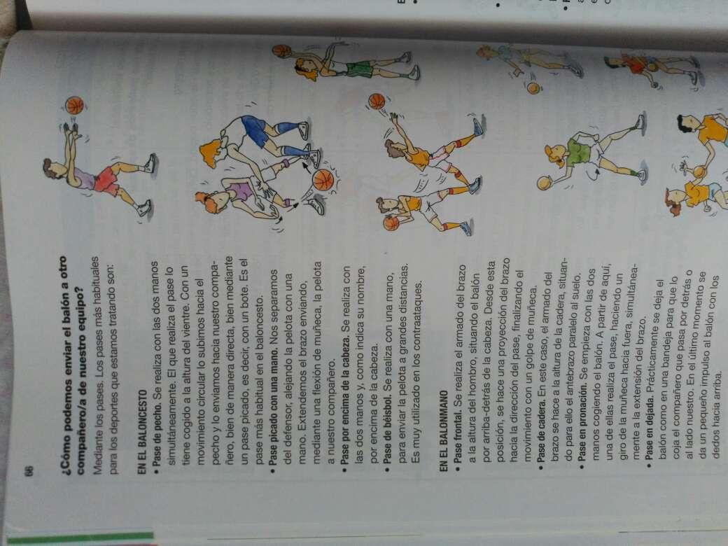 Imagen producto Vendo libro educación física 1°bachillerato 3
