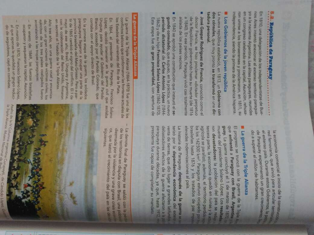 Imagen producto Vendo libro historia del mundo contemporáneo 1° bachiller 3
