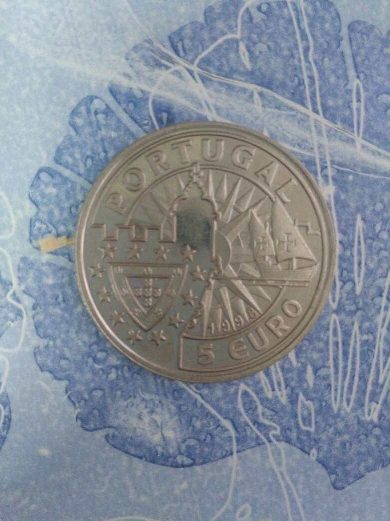 Imagen Moneda 5 Euros