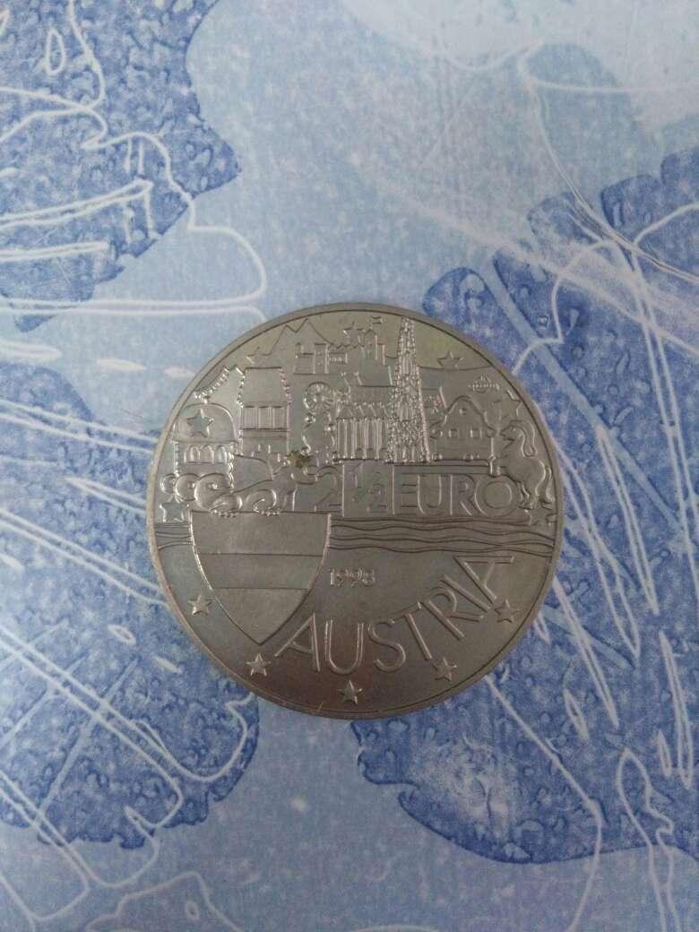Imagen Moneda 2'5 Euros