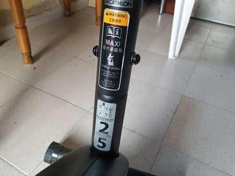 Imagen producto Bicicleta estática  5