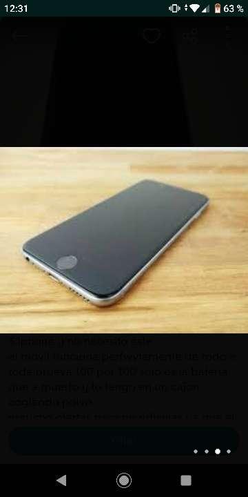 Imagen IPHONE 6S 128 GB