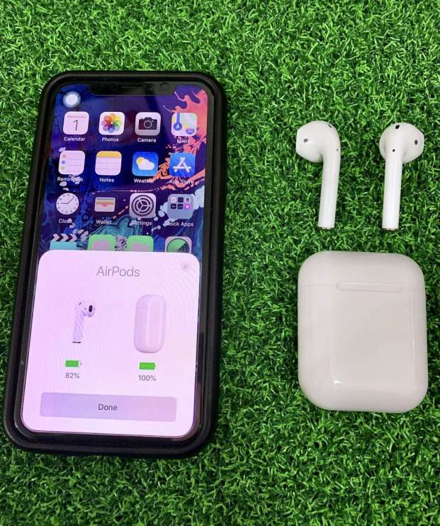 Imagen AirPods Auriculares Bluetooth