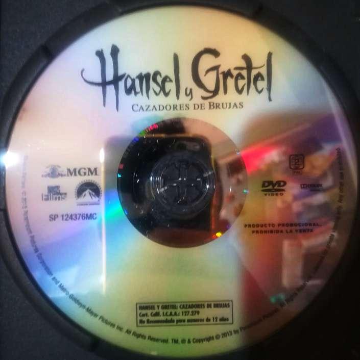 Imagen producto Hansel y Gretel DVD original 2
