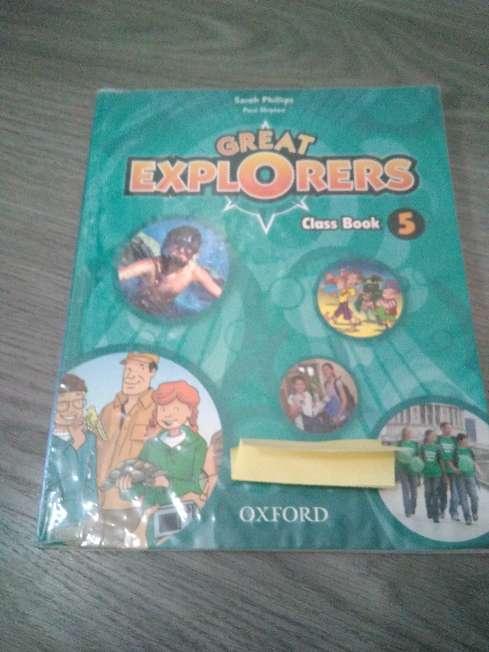 Imagen great explorers