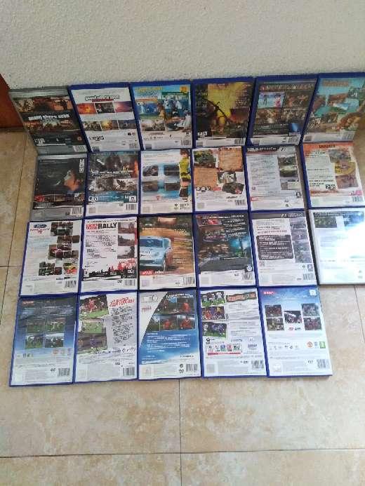 Imagen producto Vendo juegos de la PlayStation 2  2