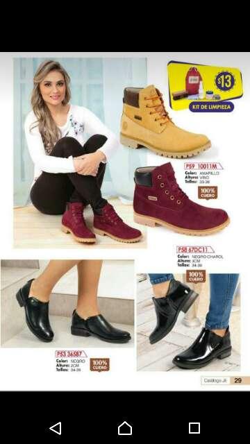 Imagen producto Moda y estilo para damas caballeros y niñ@s  7