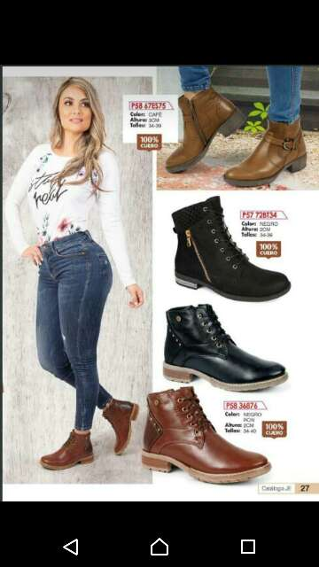 Imagen producto Moda y estilo para damas caballeros y niñ@s  9