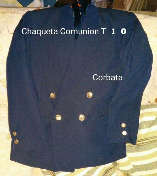 Imagen Chaqueta/ Camisa comunion T 10