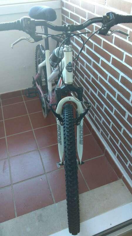Imagen producto Bicicleta de montaña torpado Earth 2