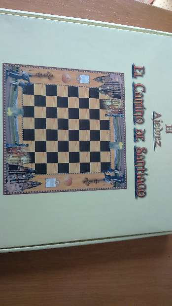 Imagen producto Originales piezas de ajedrez  3