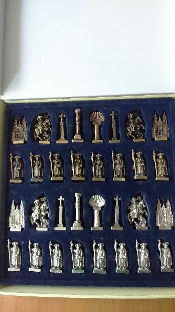 Imagen Originales piezas de ajedrez