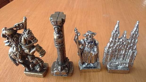 Imagen producto Originales piezas de ajedrez  2