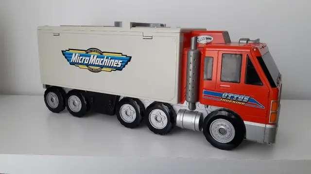 Imagen camión micro machine
