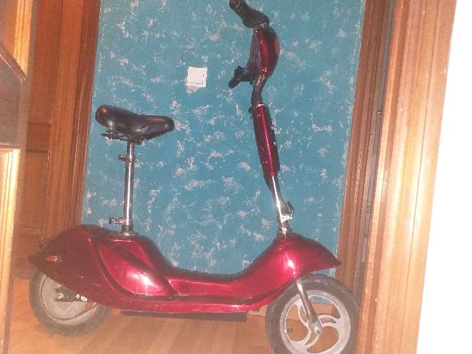 Imagen producto Scooter electrica  1