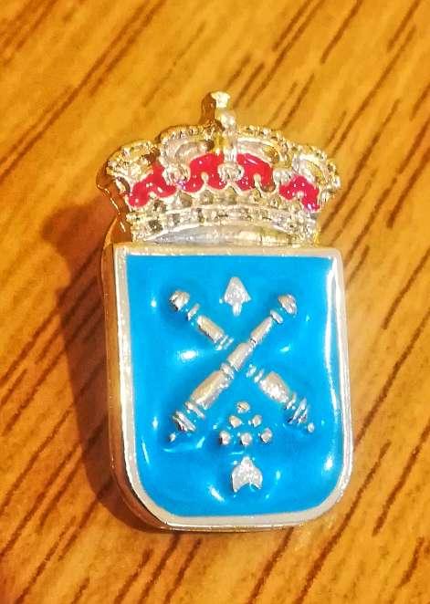 Imagen insignia militar de el RAA73 Cartagena.