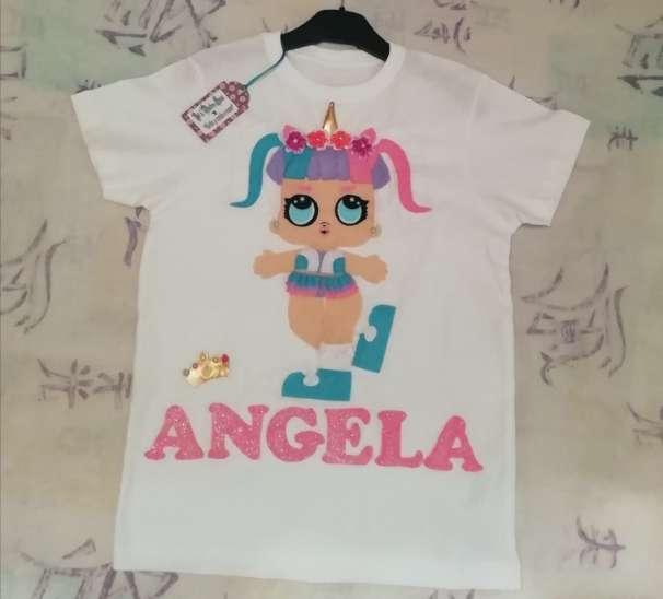 Imagen Hago camisetas lol personalizadas