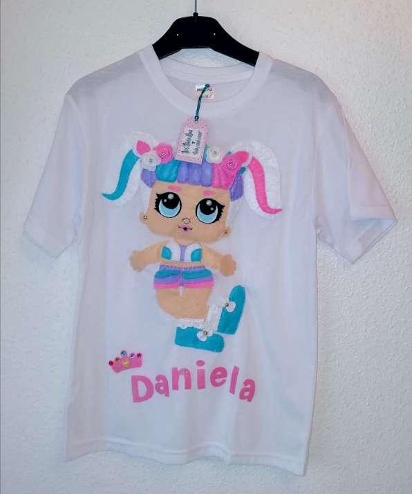 Imagen producto Hago camisetas lol personalizadas  4