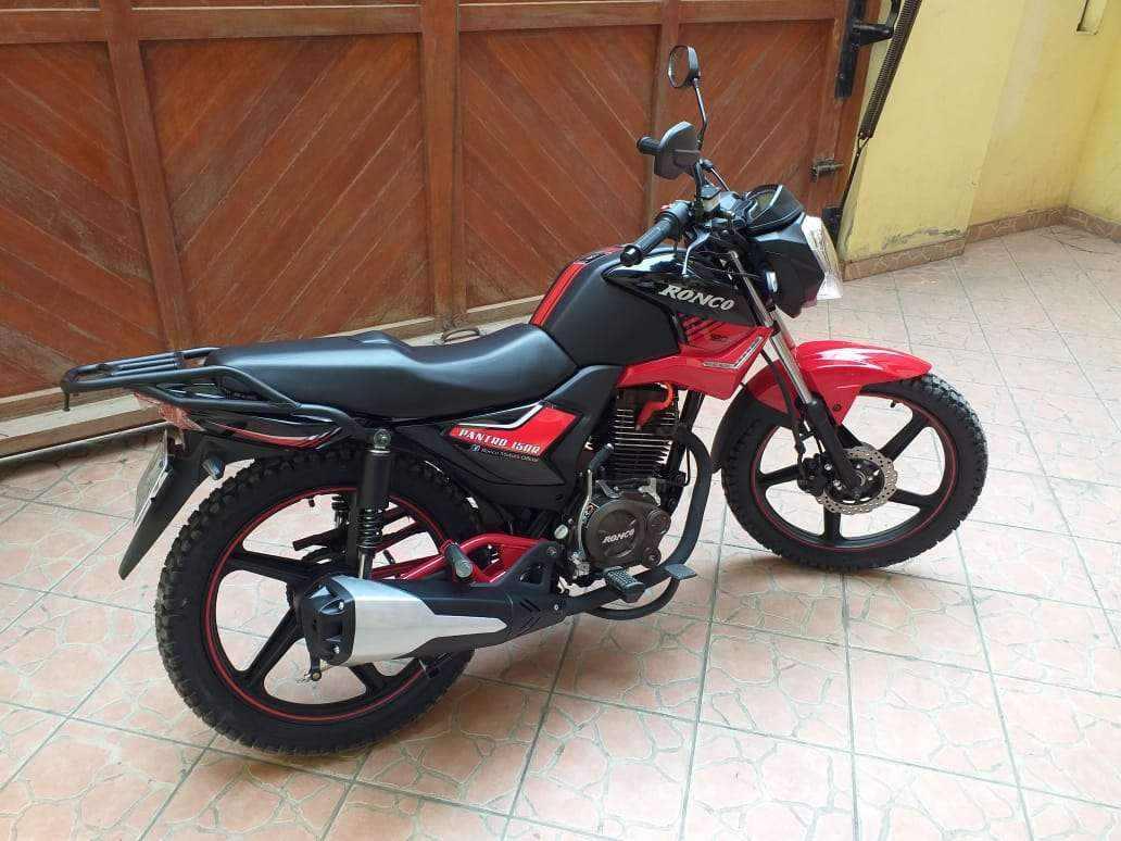 Imagen producto Se vende moto marca Ronco modelo pantro año 2019 1