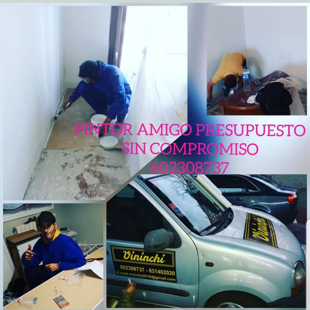 Imagen producto Pinturas servicios profesionales 1