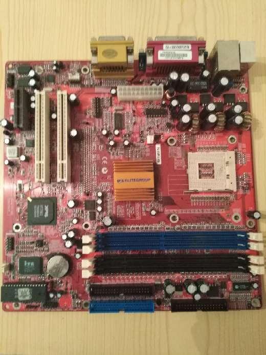 Imagen producto Vendo placa base  2