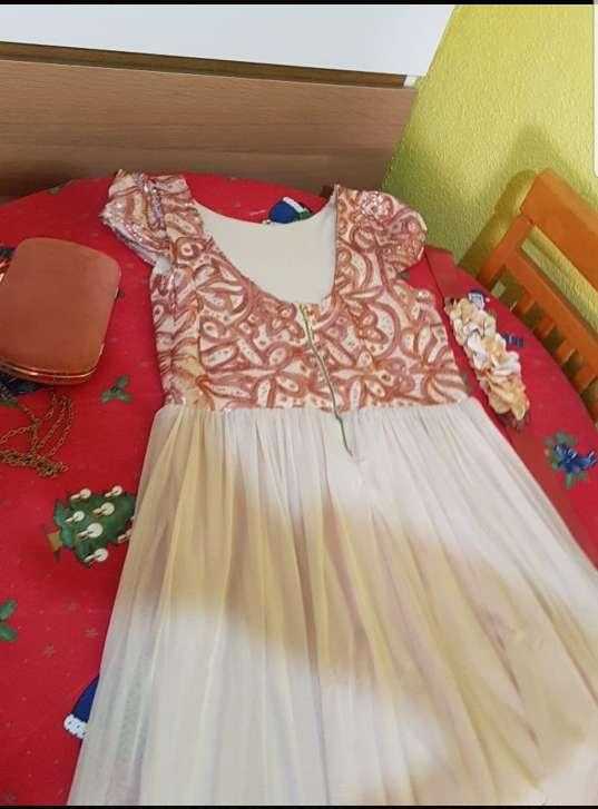 Imagen producto Vestido mujer Dulce Lasada talla L 2