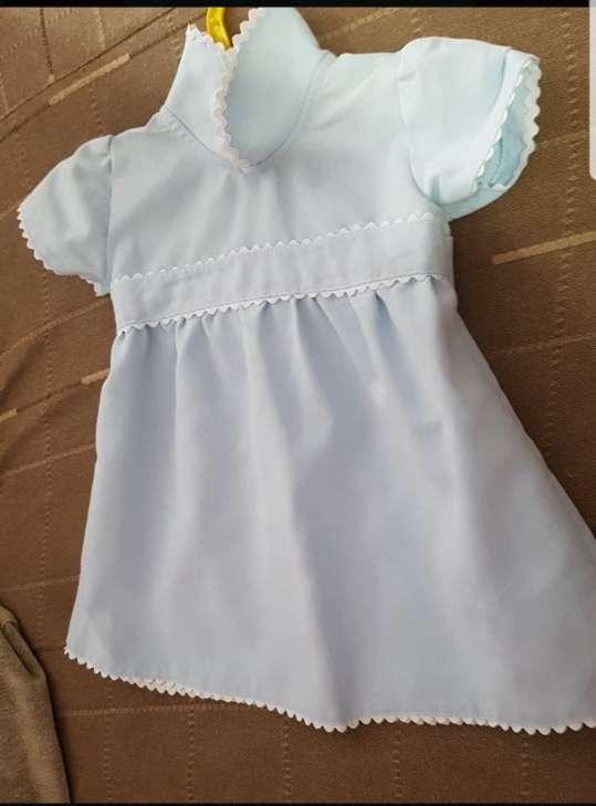Imagen producto Vestido niña talla 0 de Doña Carmen 2