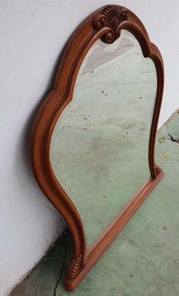 Imagen producto Espejo madera macizo  4