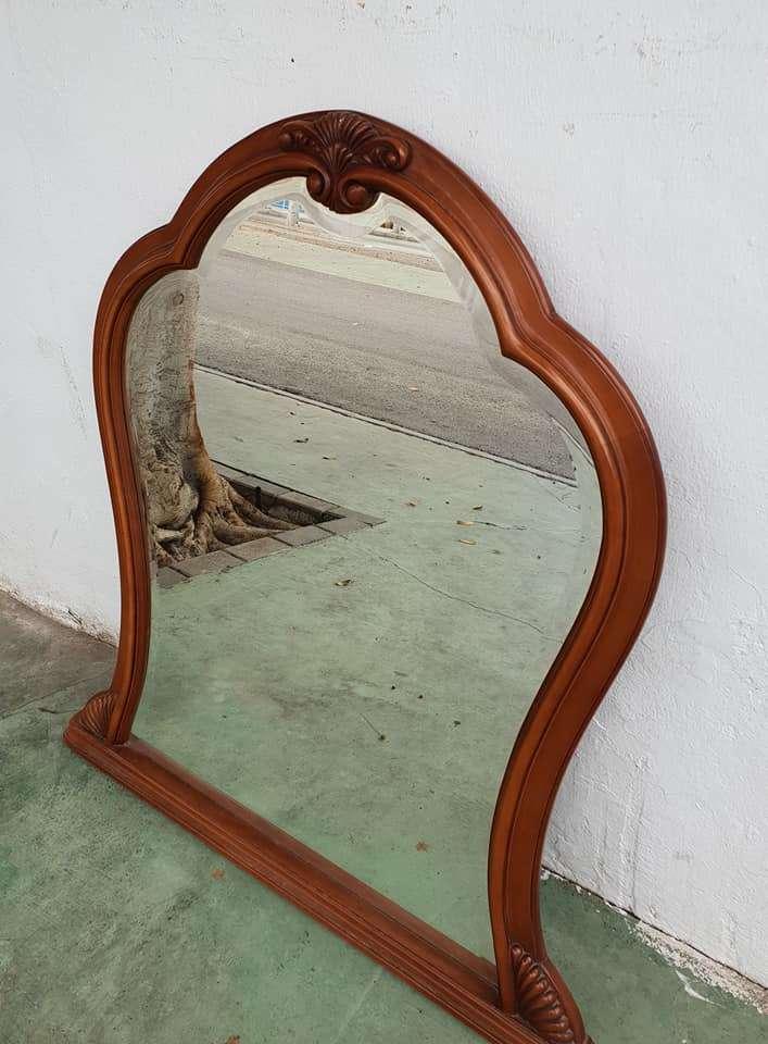 Imagen producto Espejo madera macizo  2