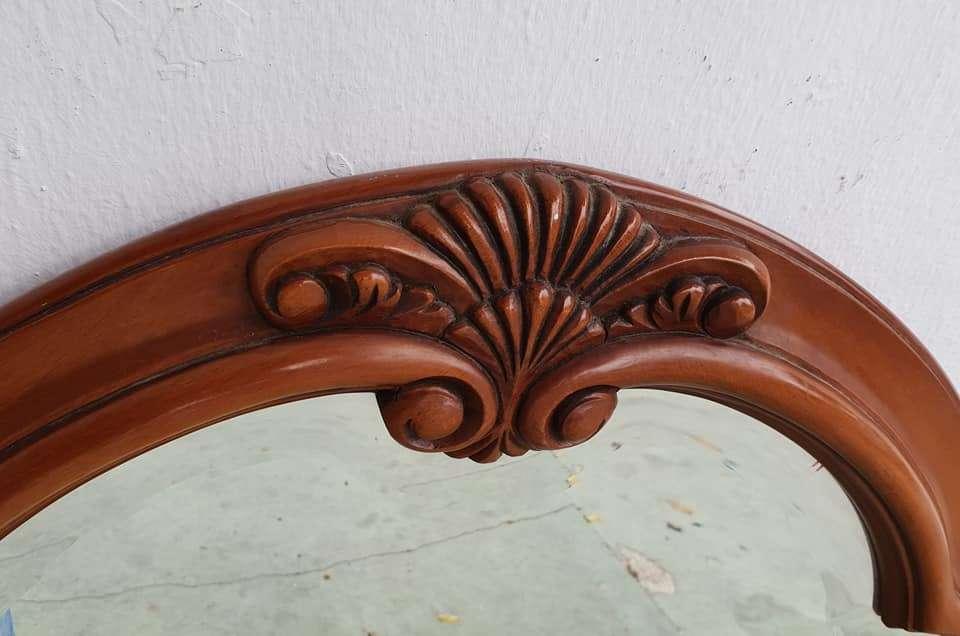 Imagen producto Espejo madera macizo  3