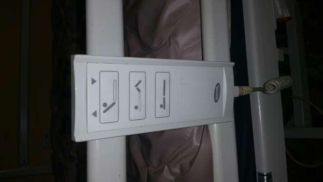 Imagen producto Cama articulada eléctrica completa  5
