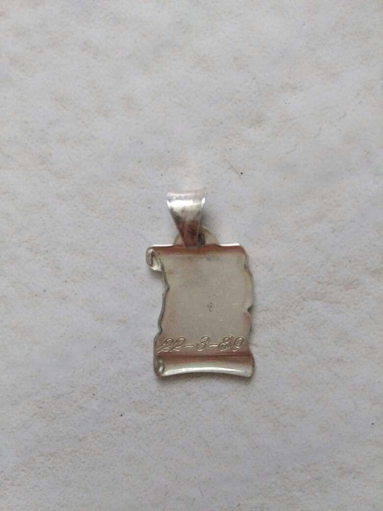 Imagen producto Colgante plata 2