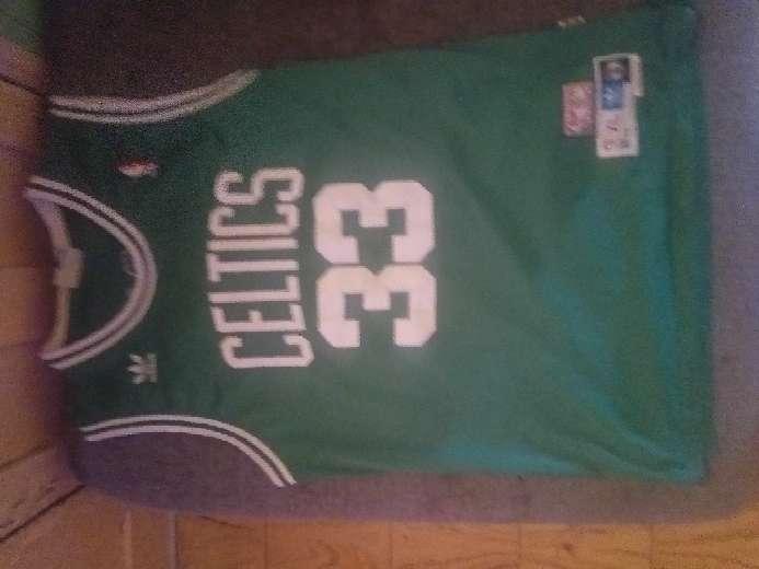 Imagen Camiseta  baloncesto celtics