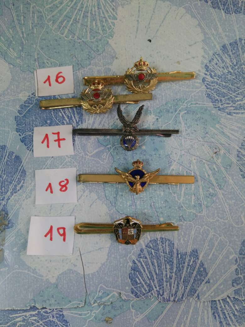 Imagen producto Pasadores corbata  5