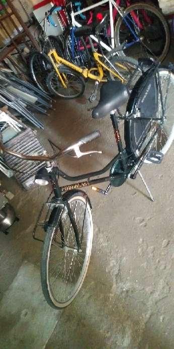 Imagen bicicleta holandesa