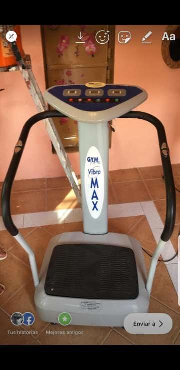 Imagen producto Máquina Vibro Max 2