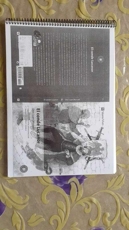 Imagen producto Libros de texto de 2°ESO para IES LEOPOLDO QUEIPO+libro de lectura 2
