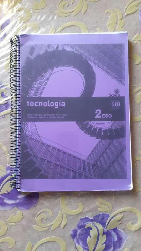Imagen producto Libros de texto de 2°ESO para IES LEOPOLDO QUEIPO+libro de lectura 5