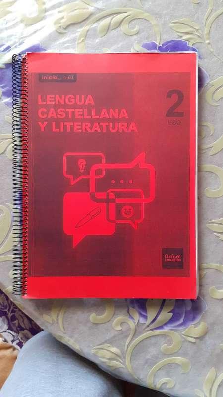 Imagen producto Libros de texto de 2°ESO para IES LEOPOLDO QUEIPO+libro de lectura 7